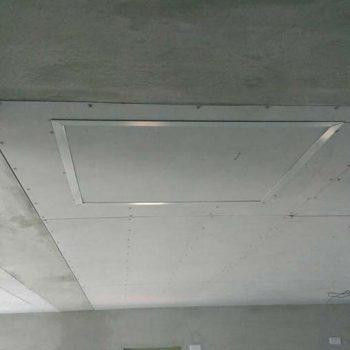 暗架矽酸鈣板